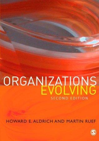 Organizations And Environments Howard E. Aldrich