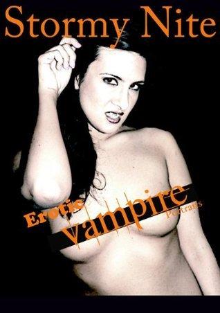 Erotic Vampire Portraits Stormy Nite