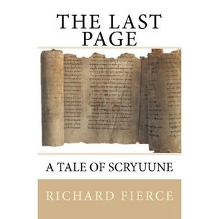 The Last Page Richard Fierce