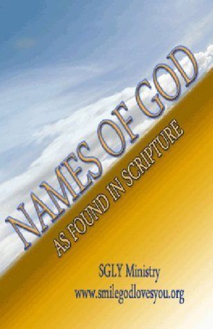 Names of God SGLY Ministry