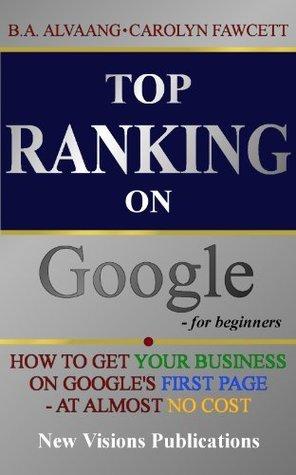 Top Ranking on Google Bengt Alvaang