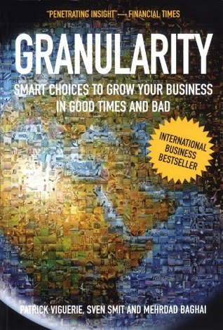 Granularity  by  Patrick Viguerie