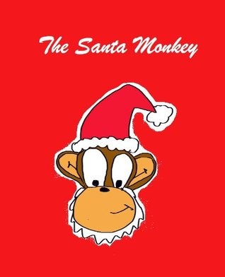 The Santa Monkey Rupert Dickory