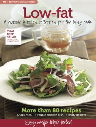 Low-fat  by  Murdoch Books Test Kitchen