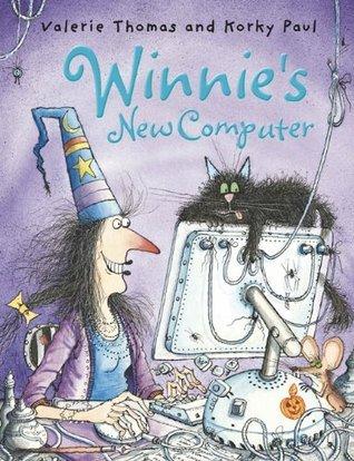 Winnies New Computer  by  Korky Paul
