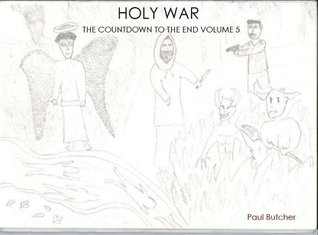 Holy War  by  Paul Butcher