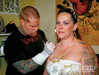 Tattoo Shop Parlor Start Up Sample Business Plan NEW!  by  Bplanxchange