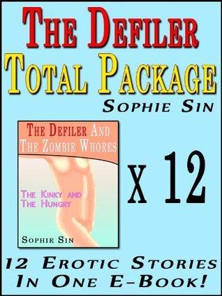 The Defiler Total Package (12 Erotic Stories) Sophie Sin