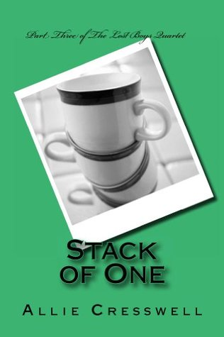 Stack of One  by  Allie Cresswell