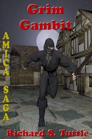 Grim Gambit (Amica Saga #2) Richard S. Tuttle