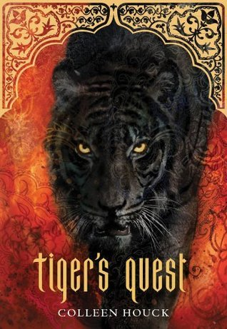 Tigers Quest (Tigers Curse, #2)  by  Colleen Houck