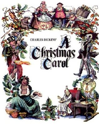 A Christmas Carol,A Ghost Story of Christmas [Active Links] [Illustrated] Charles Dickens