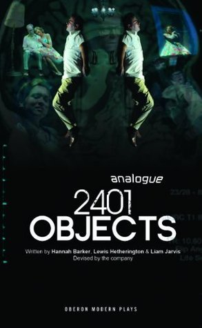 2401 Objects Lewis Hetherington