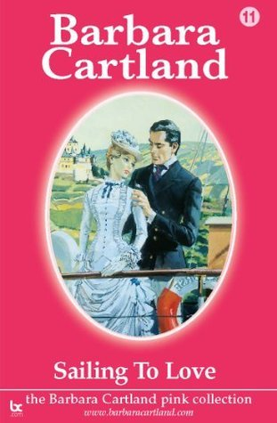 11. Sailing To Love  by  Barbara Cartland