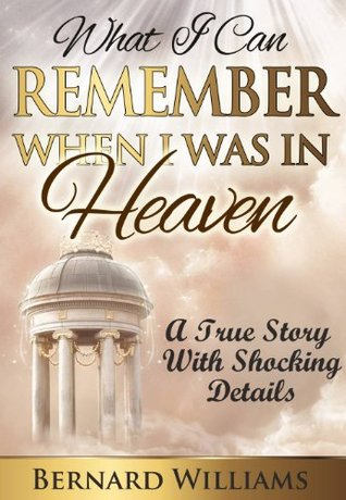 What I Can Remember When I Was In Heaven  by  Bernard Williams