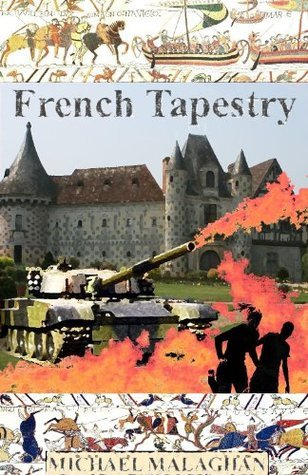 French Tapestry  by  Michael Malaghan