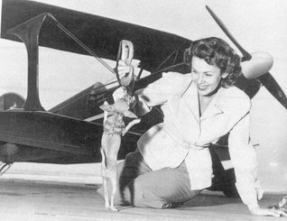 Great Women in Aviation #1 - Betty Skelton First Lady of Firsts Henry M. Holden