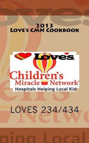 2013 Loves 234/434 CMN Cookbook Dana Goad