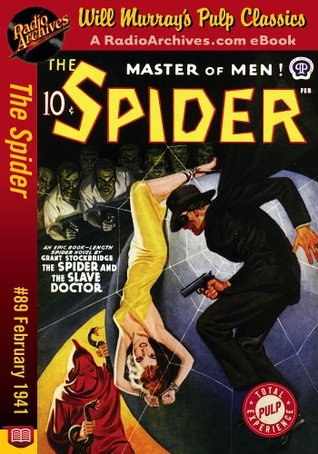 Spider #89 February 1941 Norvell W. Page