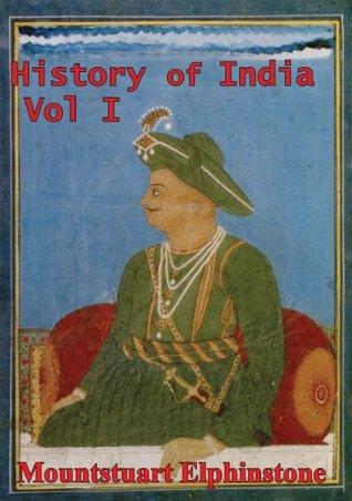 History of India Vol I Mountstuart Elphinstone