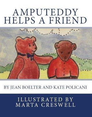 Amputeddy Helps a Friend Jean Boelter