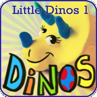 Little Dinos 1: The Birthday Gift  by  Joseph Vu