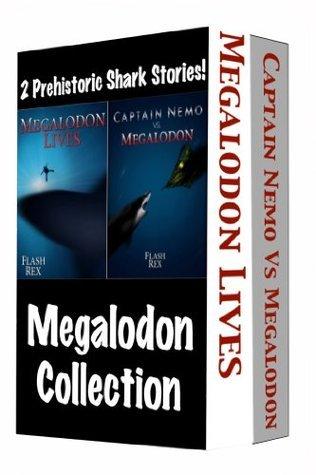 Megalodon Collection Flash Rex