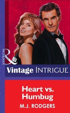 Heart vs. Humbug  by  M.J. Rodgers
