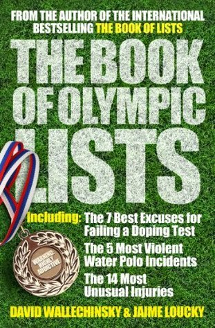 The Book of Olympic Lists  by  David Wallechinsky