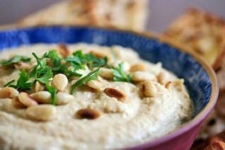 Gluten Free: Hummus Does A Body Good!  by  Lorrie Turner