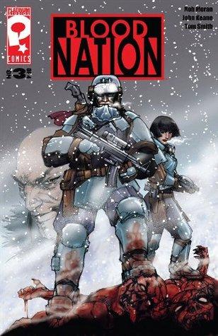 Blood Nation #3 Rob Moran