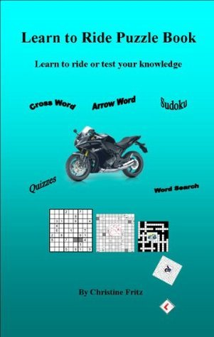 Learn to Ride Puzzle Book Christine Fritz