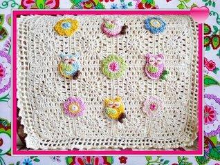Easy Estelle Crochet Blanket Wonderful Hands