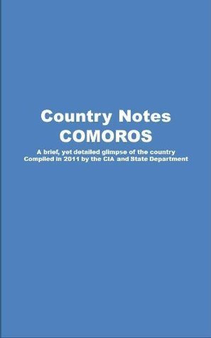 Country Notes COMOROS  by  Central Intelligence Agency (C.I.A.)