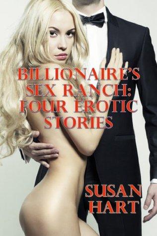 Billionaires Breeding Ranch #4  by  Susan Hart