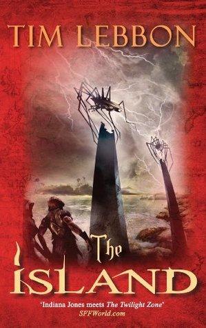 The Island (Noreela)  by  Tim Lebbon