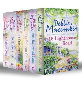 Cedar Cove Collection (Books 1-6) (Mills & Boon e-Book Collections): 16 Lighthouse Road / 204 Rosewood Lane / 311 Pelican Court / 44 Cranberry Point / 50 Harbor Street / 6 Rainier Drive Debbie Macomber