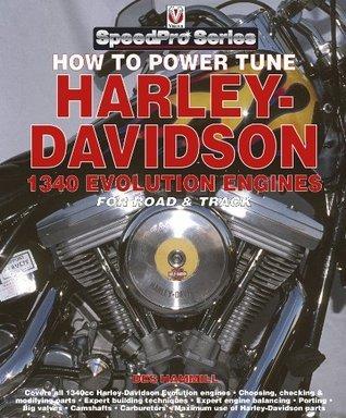 How to Power Tune Harley Davidson 1340 Evolution Engines Des Hammill