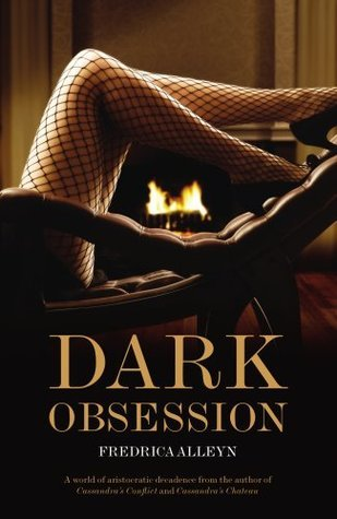 Dark Obsession (Black Lace Series) Fredrica Alleyn