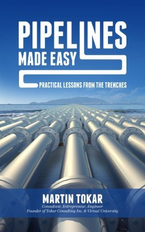 Pipelines Made Easy  by  Martin Tokar