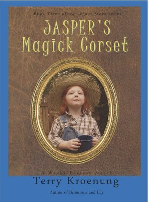 Jaspers Magick Corset  by  Terry Kroenung