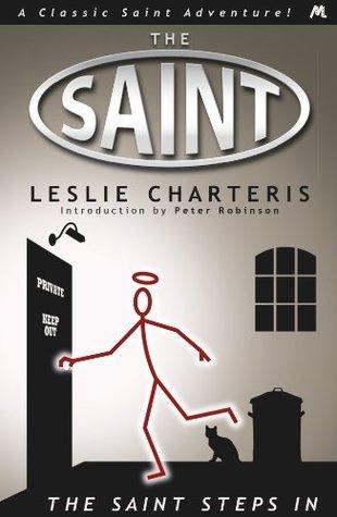 The Saint Steps In (Saint 24) Leslie Charteris