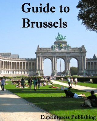 Guide to Brussels Euprintpress Publishing