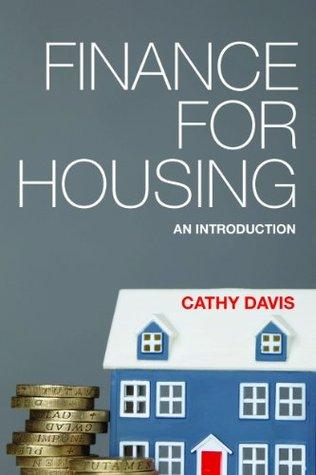 Finance for housing Cathy Davis