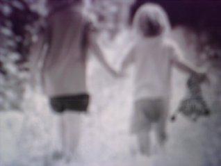 Long lost sister love  by  Amanda Renyard