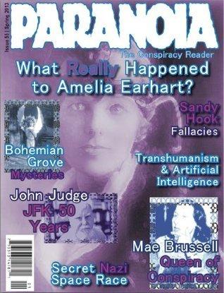 Paranoia Magazine #55 Spring 2013  by  Ron Patton