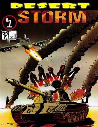 Desert Storm  by  Ronald Ledwell