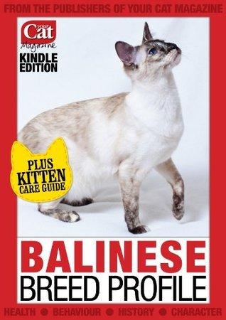 Balinese Breed Profile Laura Hall