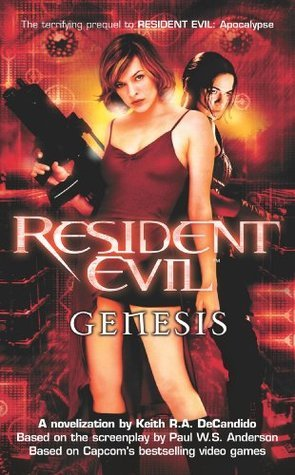 Resident Evil: Genesis Keith R.A. DeCandido