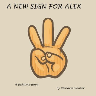 A new sign for Alex Richard Cleaver